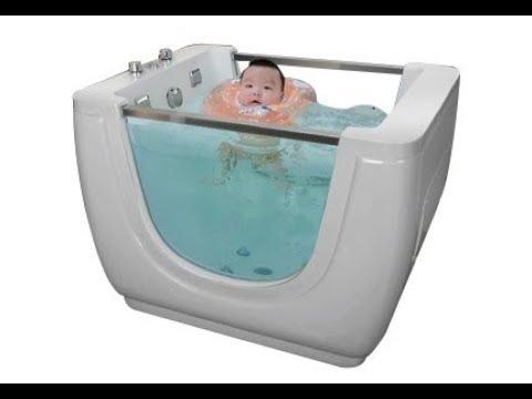 寶寶游泳缸 / 新生嬰兒Spa浴缸 / 坐月子中心,嬰兒游泳館,產後護理之家,親水會館標準配備【MaaxSpas】