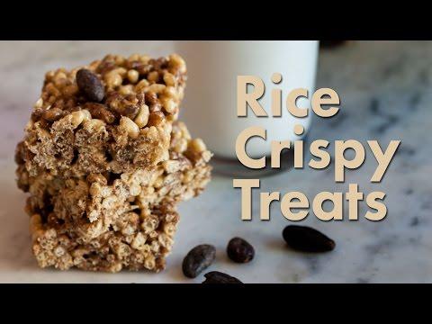 Rice Crispy Treats Recipe (Vegan and Gluten-Free)