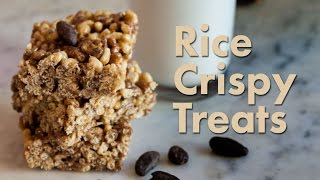 Rice Crispy Treats Recipe (vegan And Gluten-free)