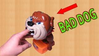 BAD DOG. Настольная игра Плохая собака.