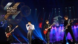 林俊傑 JJ Lin + 五月天 Mayday(瑪莎、怪獸、石頭)- 向經典音樂巨星致敬【第 12 屆 KKBOX 風雲榜】