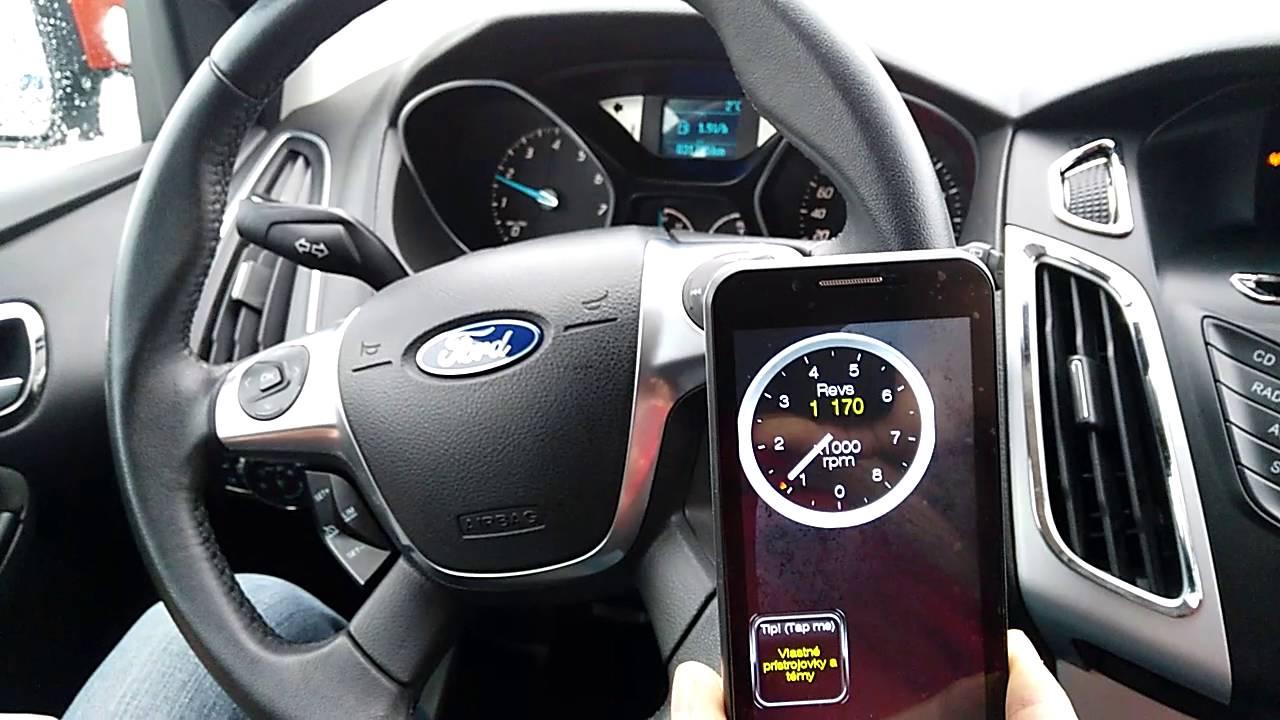 Diagnostic Obd2 Elm327 Bluetooth Ford Focus Mk3 Assistance Program Torque Pro
