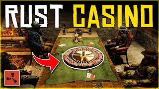Running a RIGGED CASINO Shop for PROFIT - Rust Shop Gameplay