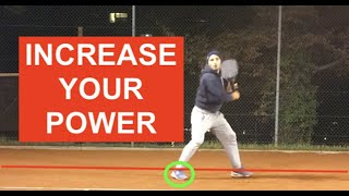 INCREASE YOUR POWER