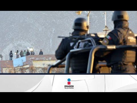 Fuerte riña en penal de Acapulco deja varios muertos | Imagen Noticias con Francisco Zea