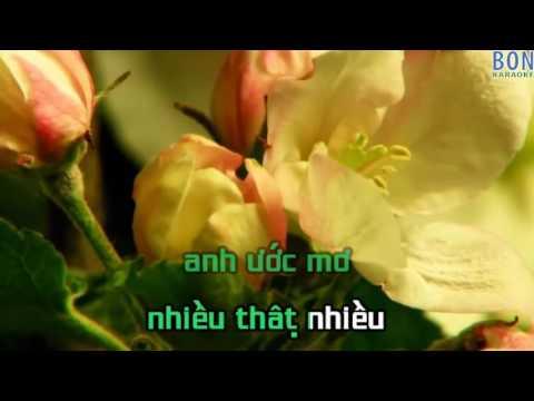 Áng Mây Buồn - Karaoke - Cẩm Ly
