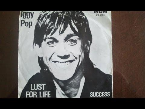 Iggy Pop - Lust For Life [1977] HQ HD