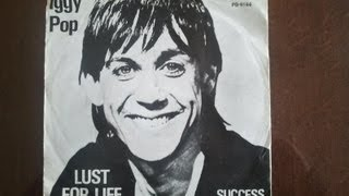 Iggy Pop - Lust For Life [1977] HQ HD