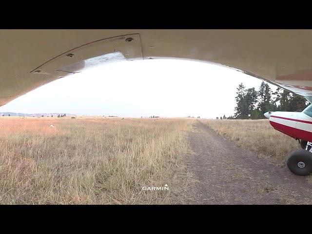 Landing at Lord Flat OR