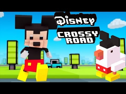 Disney Crossy Road is already the No. 1 downloaded app on iOS in the U.S.