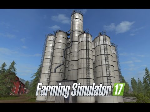 Farming Simulator 17 - E24 - Silos | Gameplay | Let's Play