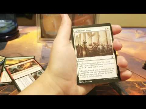 *Magic Fingers Edition* Amonkhet Booster Box Opening