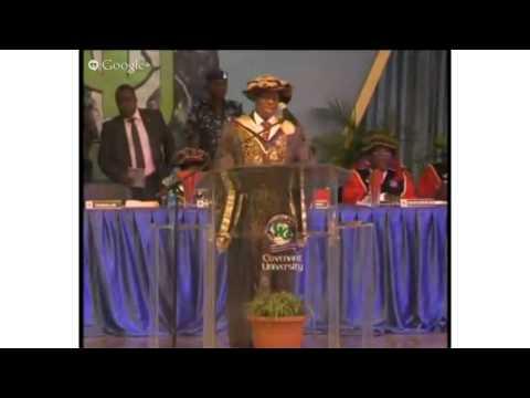 Covenant University COnvocation