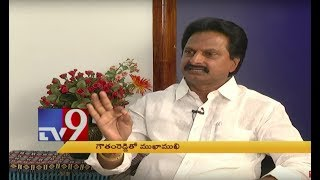 Face to Face with Gautham Reddy - Mukha Mukhi - TV9