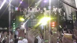 Manuel Le Saux playing Binary Finary - 1998 (Alex M.O.R.P.H Remix) live @ Eurofest White 2010