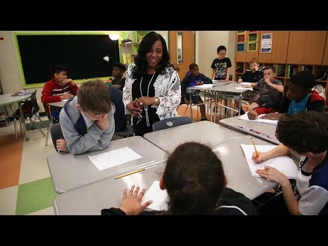 Principal of the Year: Dr. Marthel Young | East Brainerd Elementary