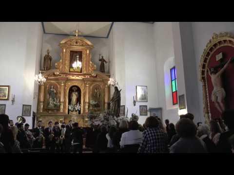 Santa Bárbara 2016  Iglesia