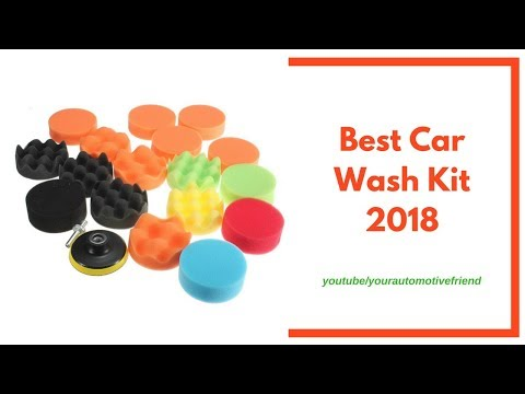 Best Car Wash Kits 2018