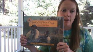 Nature Storytime #22 - Loon at Northwood Lake by Elizabeth Ring