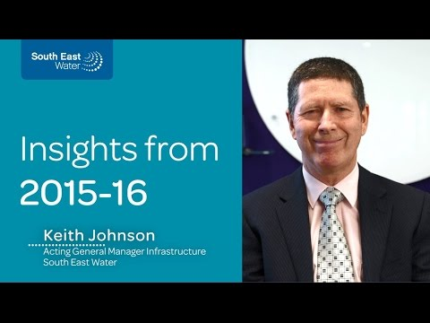2015-16 Annual Report highlights - Keith Johnson, Acting General Manager Infrastructure