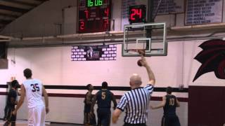 Franklin Pierce basketball: Mini Montage