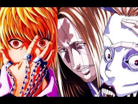 Hunter X Hunter Kurapika Death Youtube