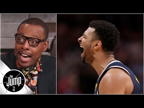 Nuggets are 'absolutely' second best team in West - Paul Pierce | The Jump