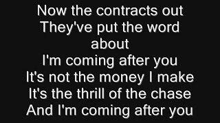 Iron Maiden - The Assassin Lyrics