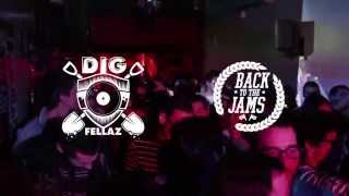 BACK TO THE JAMS VII: Los Compadres del Ritmo & Hábil Harry /RAI NAU/ (Resumen) @Digfellaz