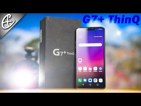 LG G7 Plus ThinQ Review Videos