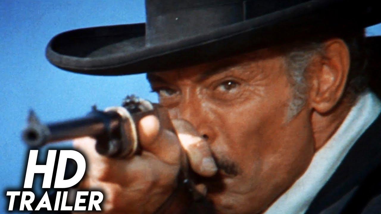 Sabata (1969) ORIGINAL TRAILER [HD 1080p]