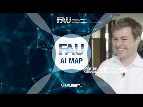 Artificial Intelligence at FAU – The current challenges in AI research