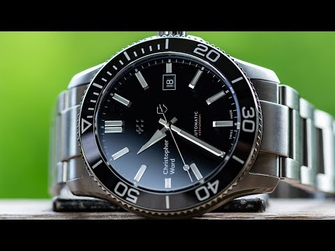 Christopher Ward | C60 Trident Pro 600 | Unboxing & Review