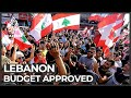 Lebanon passes budget critics call 'useless piece of paper'