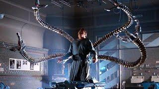 Doctor Octopus -  Horror Hospital Scene -  Spider Man 2 2004 Movie CLIP HD