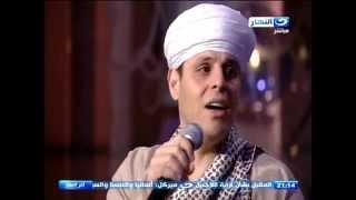 اخر النهار -  فرقة مدرسة الانشاد الديني   الشيخ / محمود التهامي - امدح المكمل