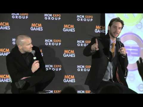 MCM London Comic Con, Oct 2013, Troy Baker & Roger Craig Talk Batman: Arkham Origins