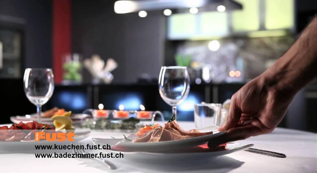 Dipl Ing Fust Ag Küchen Bäder Youtube