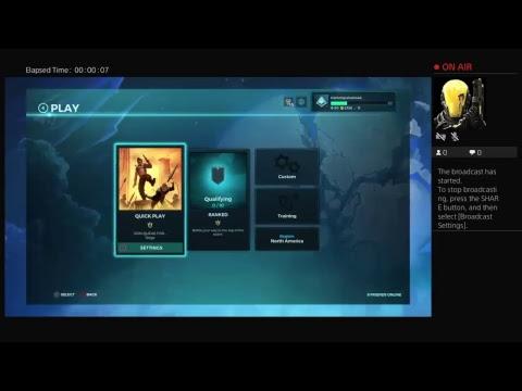trentongraham446's Live PS4 Broadcast