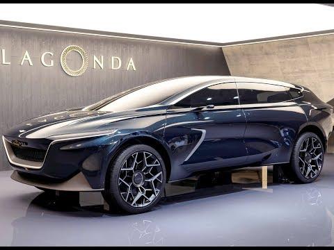 Aston Martin Lagonda All-Terrain SUV | WORLD PREMIERE LUXURY SUV | Geneva Motor Show GIMS 2019