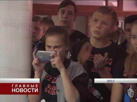 """""""Вятичи"""" открыли в Орле новый спортивный клуб"""
