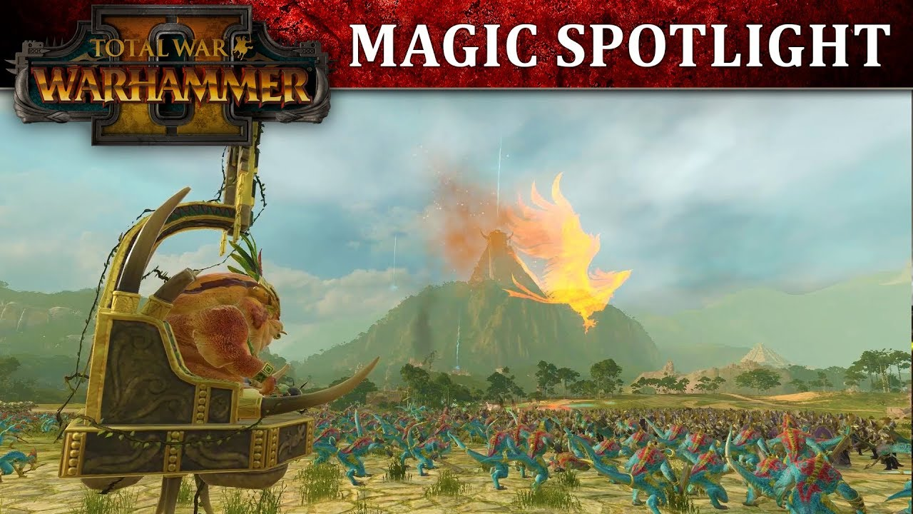 Total War Warhammer 2 Magic Spotlight Youtube Wiki / the wanderer's library. total war warhammer 2 magic spotlight