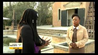 Wanda Baloyi discusses Women in Arts