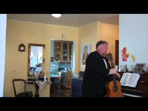 Árshátíð ? Tourists in Iceland, music.Icelandic  tenor. Kári Friðriksson tenor.