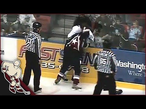 WHL: Fights