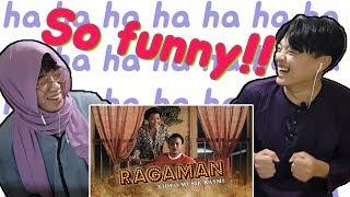 Korean mans Reaction Faizal Tahir - Ragaman