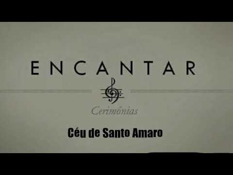 Céu de Santo Amaro  (Caetano Veloso & Flávio Venturini) - Encantar Cerimônias