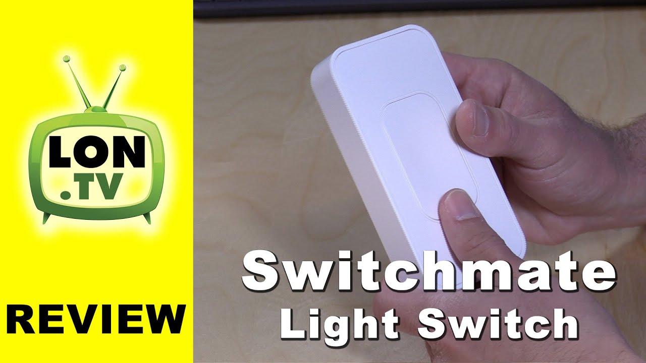 Switchmate Light Switch Review Installs Quickly But Not So Smart Timer No Wiring