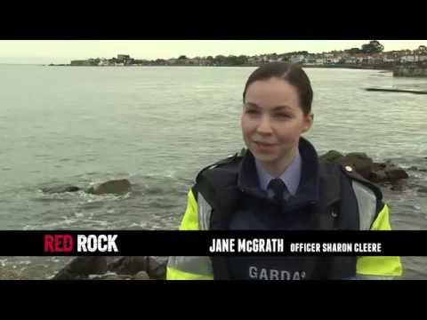 Jane McGrath talks about her character 'Garda Sharon Cleere'  Red Rock