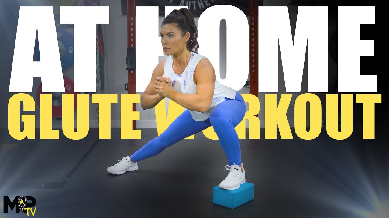 At Home Bodyweight Glute Workout